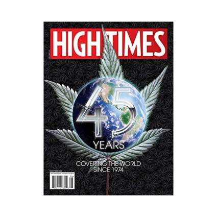 High Times magazine subscription