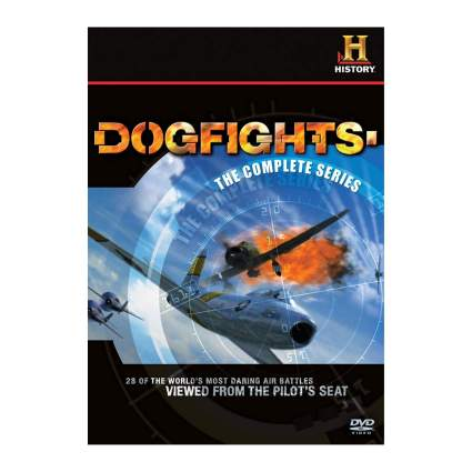 History Channel Dogfights dvd aviation gifts