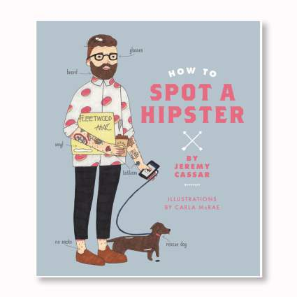 hipster guide book