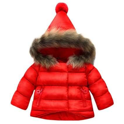 Jojobaby Baby Boys Girls Hooded Jacket