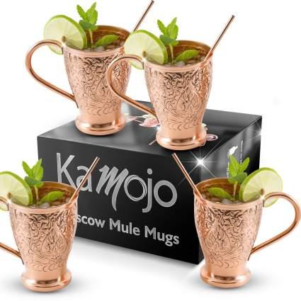 kamojo moscuw mule mugs