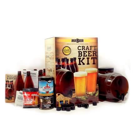 mr beer craft brew kit
