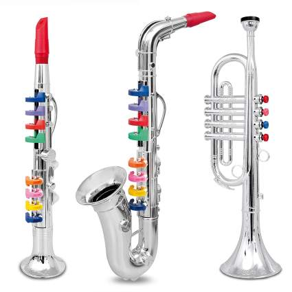 teaching musical instruments