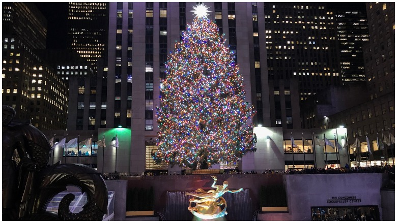 Rockefeller Christmas Tree, How Tall is the Rockefeller Christmas Tree This Year