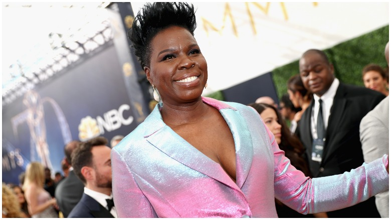 Is Leslie Jones Married? Does She Have a Husband?, Leslie Jones Lesbian, Leslie Jones Gay