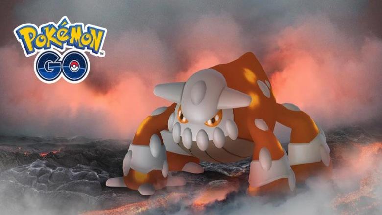 pokemon go heatran group size