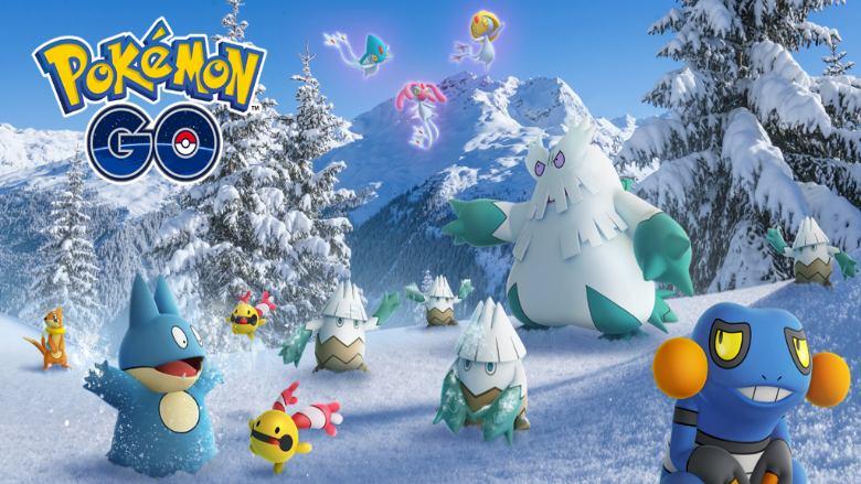 pokemon go holiday 2018 new pokemon