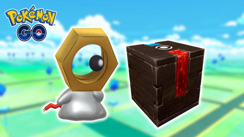 How To Get The Mystery Box For Meltan In Pokemon Go Heavy Com