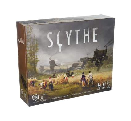 scythe adult board game
