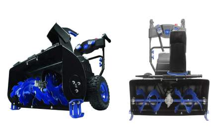 Snow Joe ION8024-CT 24-Inch Cordless Two Stage Snow Blower