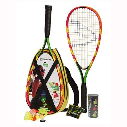 speedminton speed badminton game
