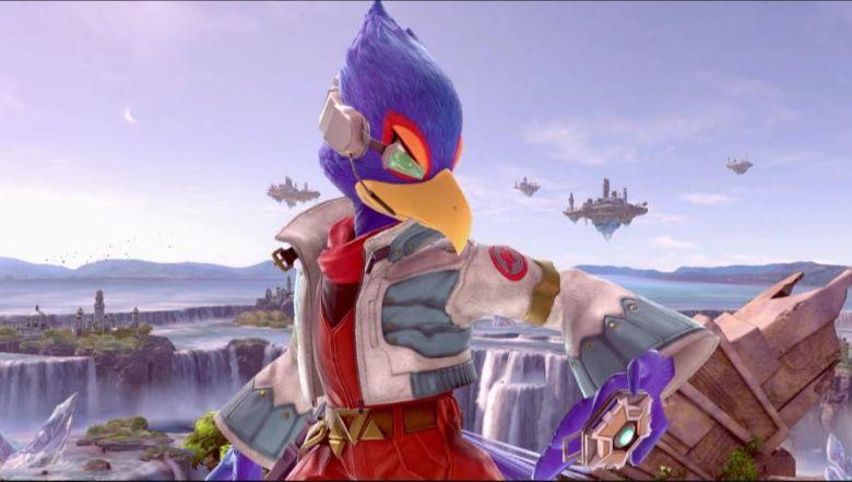 Super Smash Bros Ultimate Unlock Falco