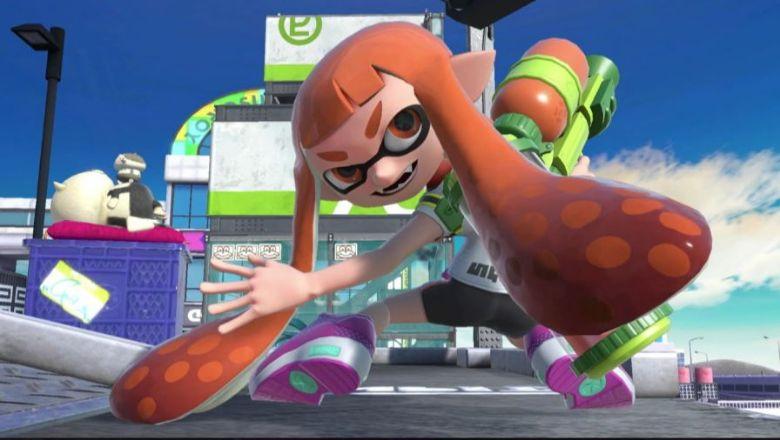 Super Smash Bros. Ultimate Unlock Inkling