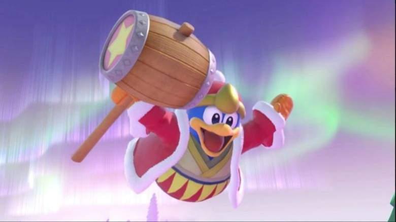 Super Smash Bros Ultimate Unlock King Dedede