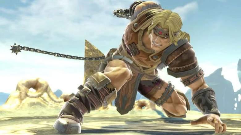 Super Smash Bros Ultimate Unlock Simon