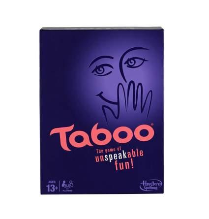 taboo board game hasbro