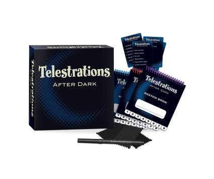 USAopoly Telestrations adult board games