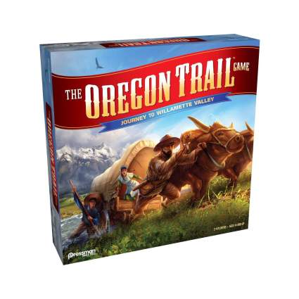 The Oregon Trail Journey to Willamette Valley