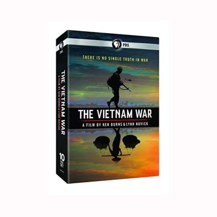 The Vietnam War by Ken Burns DVD Set