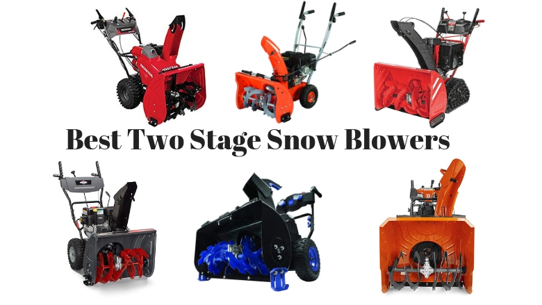 7 Best Two Stage Snow Blowers: The Ultimate List (2019) | Heavy.com