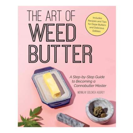weed butter book