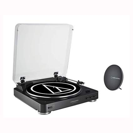 wireless turntable and speaker system