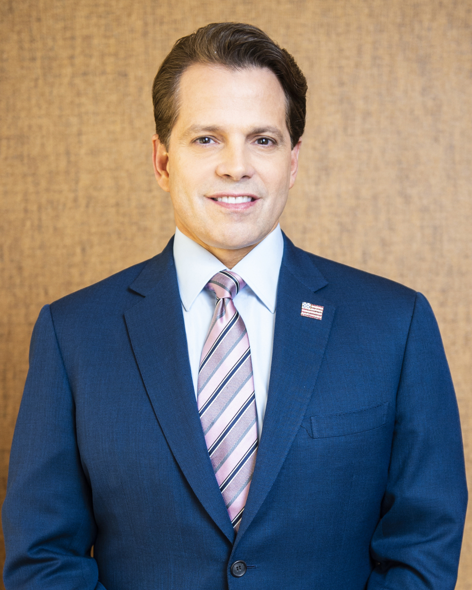 Anthony Scaramucci Big Brother