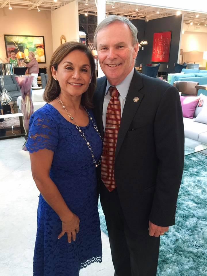 Jim Darling wife