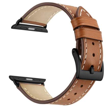 leather apple band