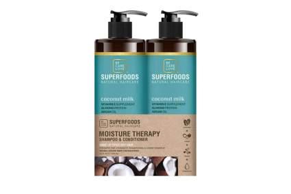 coconut milk shampoo and conditioner