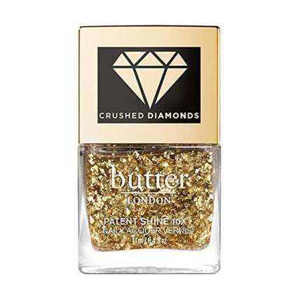 Gold butter LONDON nail polish bottle