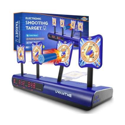 Electronic Shooting Target Game