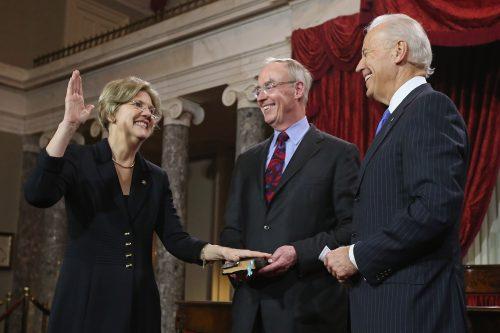 Elizabeth Warren bruce mann