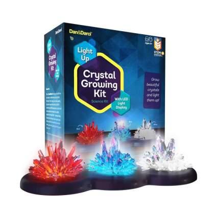 Light-up Crystal Growing Kit for Kids