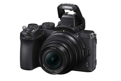 Nikon Z50 mirrorless camera