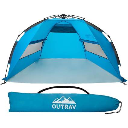 Outrav Pop Up Beach Tent