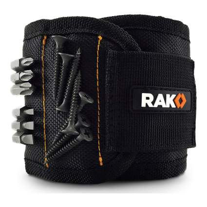 Black RAK magnetic wristband