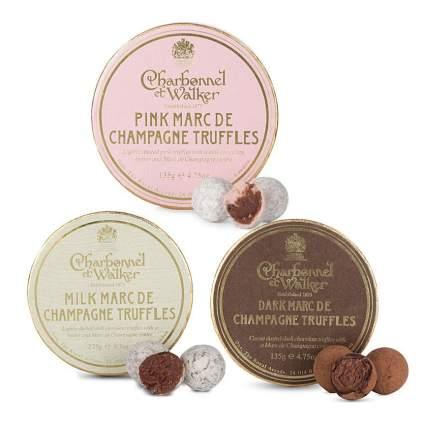 Charbonell et Walker truffles