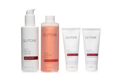 Glytone acne system