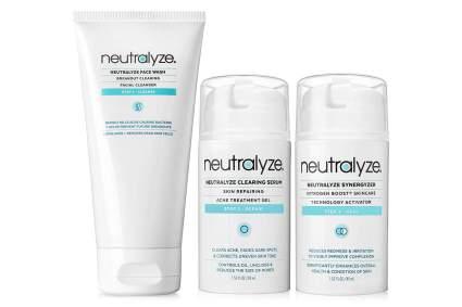 Neutralyze acne treatment set
