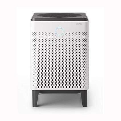 white smart whole house air purifier