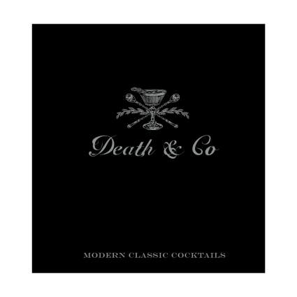 death and co book gifts for bartenders