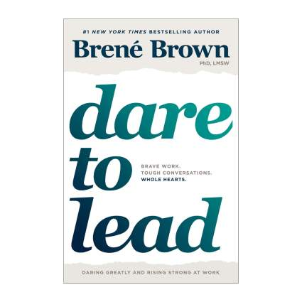 dare to lead book business gifts