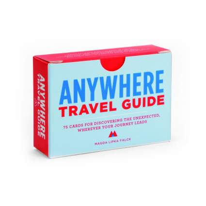 anywhere travel guide gifts for grandpa