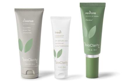 BioClarity beauty products