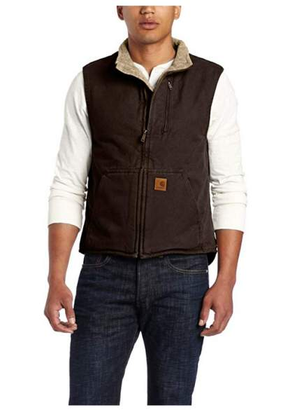 Carhartt vest gifts for grandpa