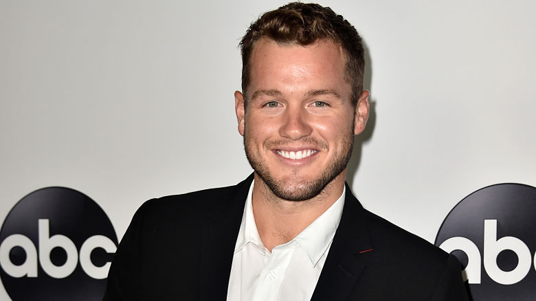 Colton Underwood job