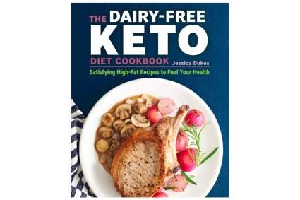 dairy free diet keto cookbook