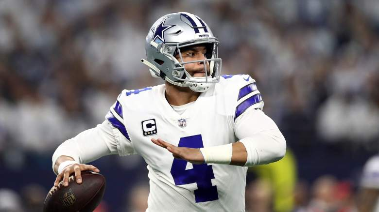 Dak Prescott contract Dallas Cowboys OTAs training camp