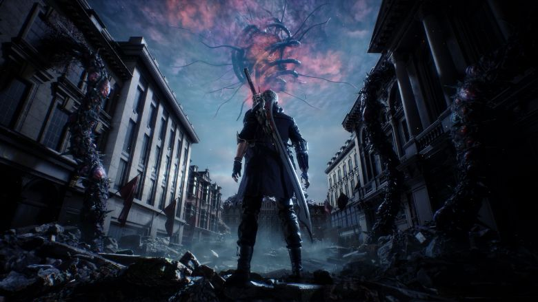 devil may cry 5 ps4 demo